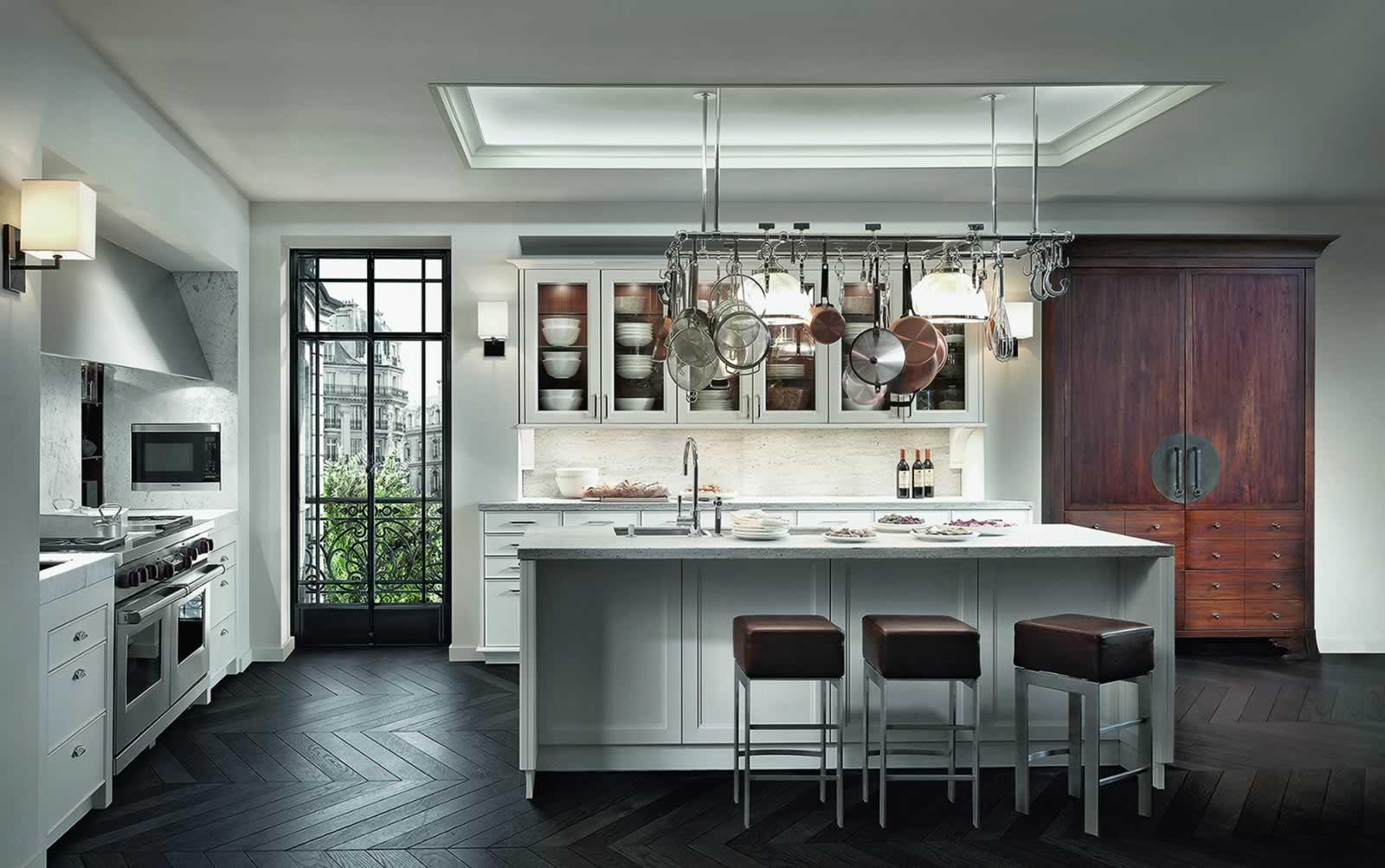 Custom Kitchen Cabinets - Redl Kitchen Studio