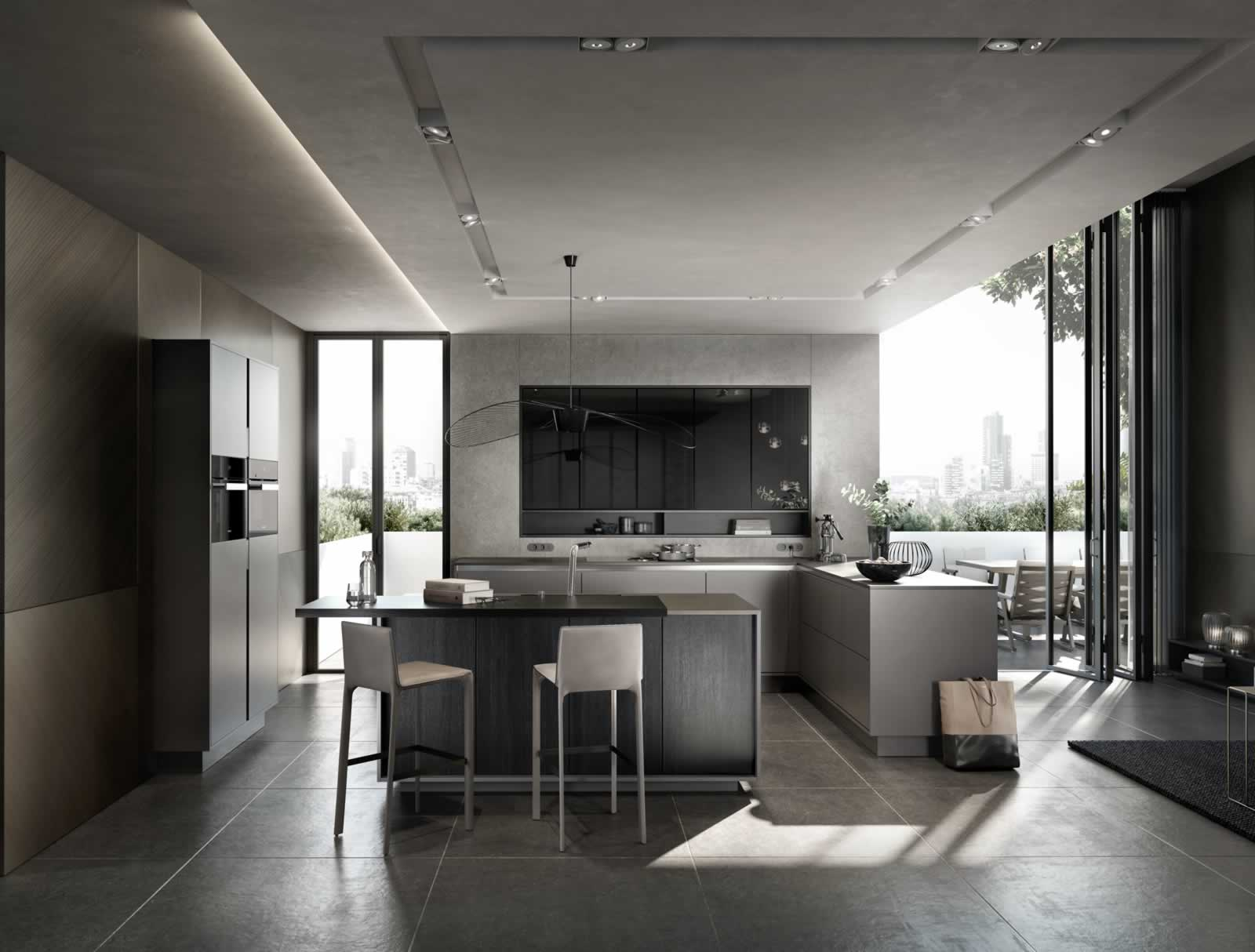 Siematic Pure Redl Kitchen Studio