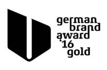 SieMatic Awards German Brand Award 2016 Gold