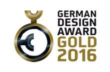 SieMatic Awards German Design Award Gold 2016